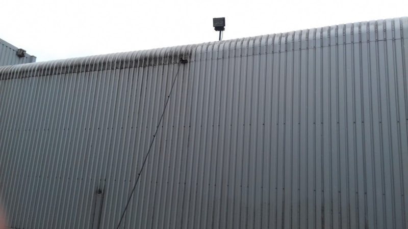 Cladding Cleaner West Yorkshire